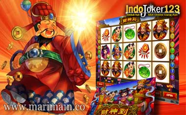 Jackpot Game Slot Online Joker123