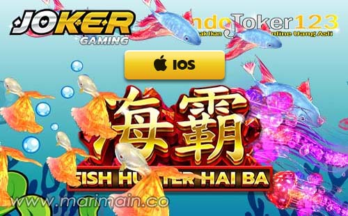 aplikasi game tembak ikan online iPhone